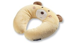 Dormeo Baby Travel Pillow Teddy - jastuk za putovanja